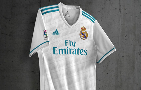 <b>REAL MADRID</b> KIT 2017/18